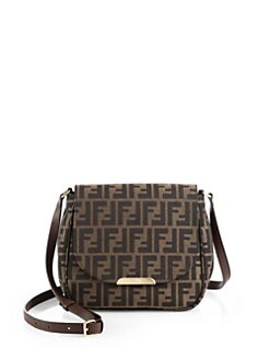 Fendi - Zucca Medium Crossbody Bag