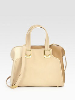 Fendi - Chameleon Colorblock Satchel