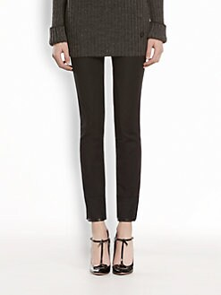 Gucci - Bonded Cotton Riding Pants