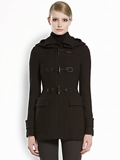 Gucci - Wool NatteToggle Coat