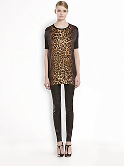 Gucci - Jaguar Print Tee