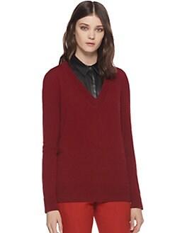 Gucci - Cashmere V-Neck Sweater