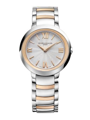 Promesse 10159 Two-Tone Bracelet Watch