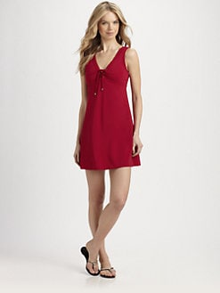 Karla Colletto Swim - Coverup Dress