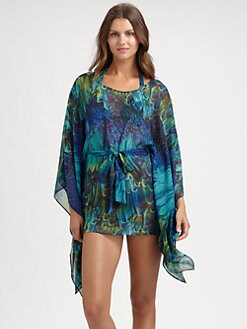 Natori - Printed Caftan