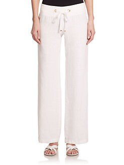 Lilly Pulitzer - Linen Beach Pants