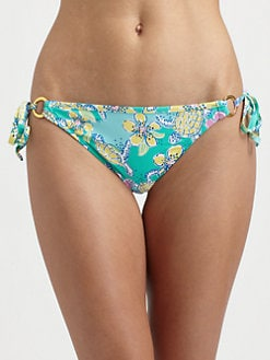 Lilly Pulitzer - Sandy String Bikini Bottom