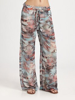 Luxe by Lisa Vogel - Resortist Beach Pants