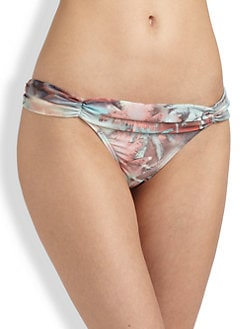 Luxe by Lisa Vogel - Riviera Banded Bikini Bottom