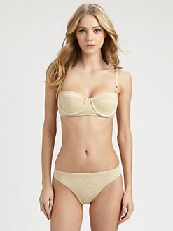 Luxe by Lisa Vogel - Opening Night Molded Bikini Top