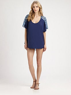 Luxe by Lisa Vogel - The Baths Tunic