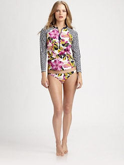 Tory Burch - Catarina Surf Shirt