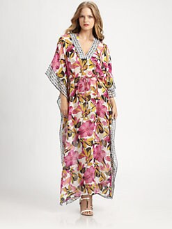 Tory Burch - Silk Catarina Caftan