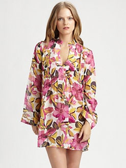 Tory Burch - Silk Catarina Tunic