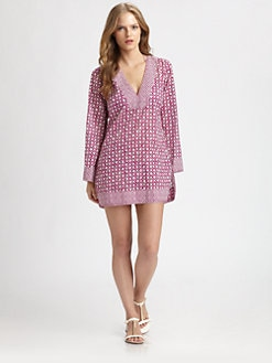 Tory Burch - Cotton Biarritz Tunic
