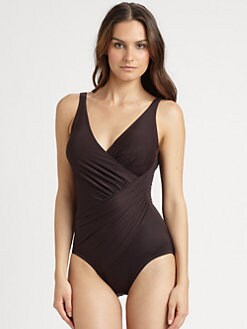 Miraclesuit Swim - One-Piece Oceanus Soft-Cup Swimsuit