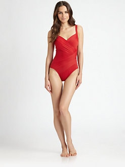 Miraclesuit Swim - One-Piece Caliente Swimsuit