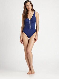 Miraclesuit Swim - One-Piece Jewel-Box Swimsuit