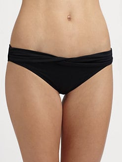 Carmen Marc Valvo - Twisted Bikini Bottom