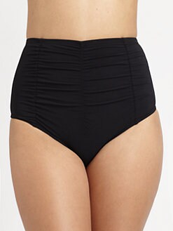 Lahco - High-Waist Bikini Bottom