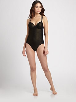 Spanx - One-Piece Gilded Glam Swimsuit