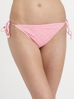 Lilly Pulitzer - Sandi Dotted String Bikini Bottom