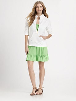 Lilly Pulitzer - Skipper Cotton Knit Coverup
