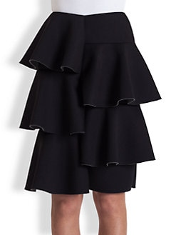 Marni - Tiered Ruffle Skirt