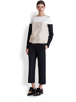 Marni - Kid Fur Top