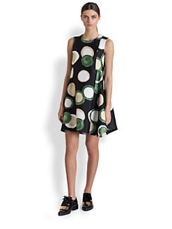 Marni - Printed Shift