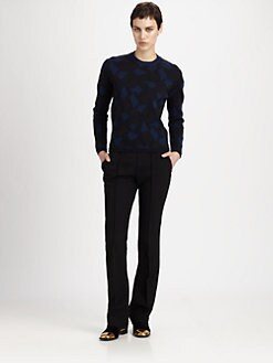 Marni - Printed Wool Sweater
