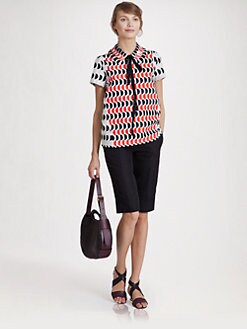 Marni - Printed Jersey Tee
