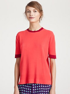 Marni - Ribbed Top