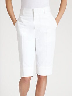 Marni - Crepe Bermuda Shorts