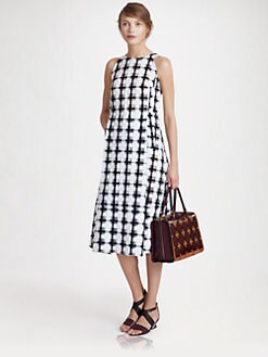 Marni - Geometric Dress
