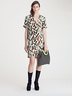 Marni - Silk Dress
