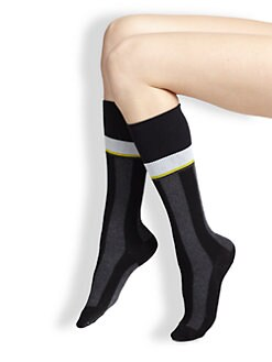 Marni - Knit Stripe Socks