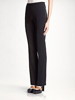 Marni - Silk/Wool Pants