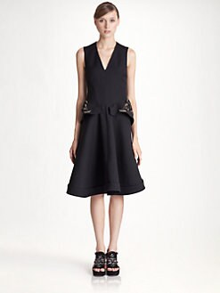 Marni - Embroidered Dress
