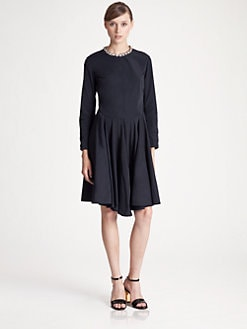 Marni - Jeweled Dress