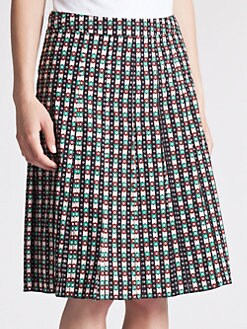 Marni - Printed Skirt