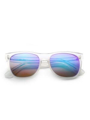 Basic Mirrored Sunglasses