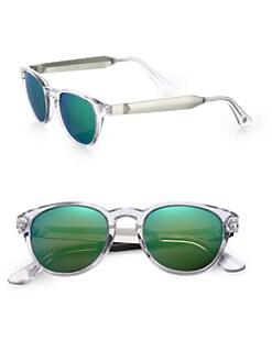 Paul Smith - Lennie Mirrored Sunglasses