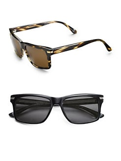 Oliver Peoples - Maceo Vintage Square Sunglasses