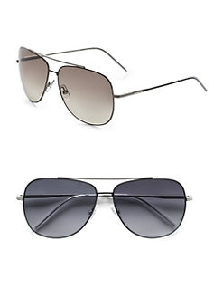 Dior Homme - Metal Aviator Sunglasses