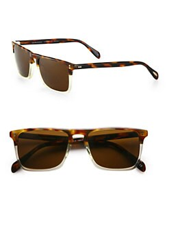 Oliver Peoples - Bernardo Acetate Sunglasses