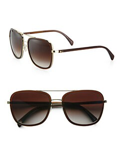 Paul Smith - Brock Aviator Sunglasses