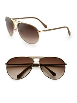 Ermenegildo Zegna - Aviator Sunglasses