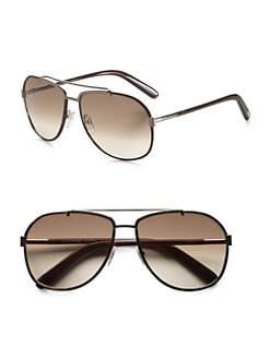 Tom Ford Eyewear - Miguel Navigator Sunglasses