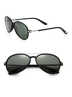 Tom Ford Eyewear - Ramone Aviator Sunglasses